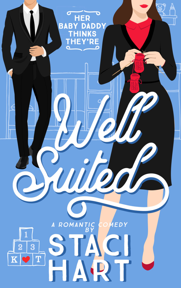 Review   Well Suited by Staci Hart