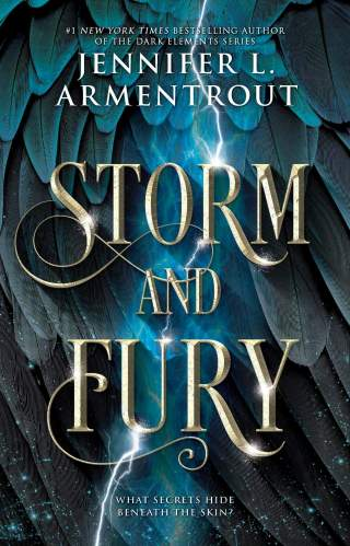 #RSFave & Review | Storm and Fury by Jennifer L. Armentrout