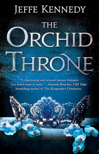 Blog Tour & Release Day | The Orchid Throne by Jeffe Kennedy