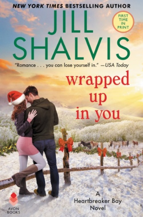 #RSFave & Review | Wrapped Up in You by Jill Shalvis