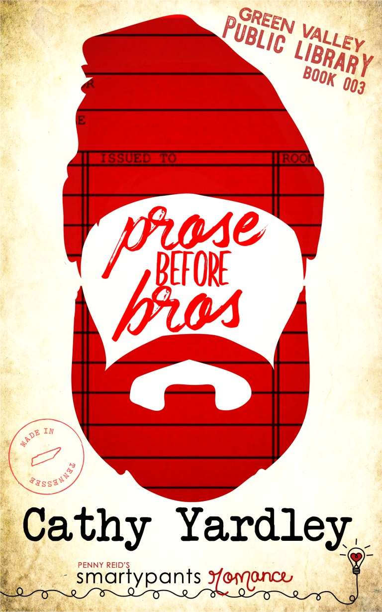 Review | Prose Before Bros by Cathy Yardley