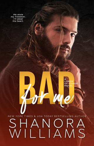 Review | Bad for Me by Shanora Williams