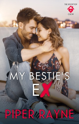 Review | My Bestie's Ex by Piper Rayne