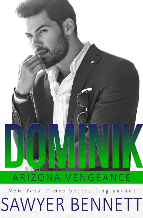 Review   Dominik by Sawyer Bennett
