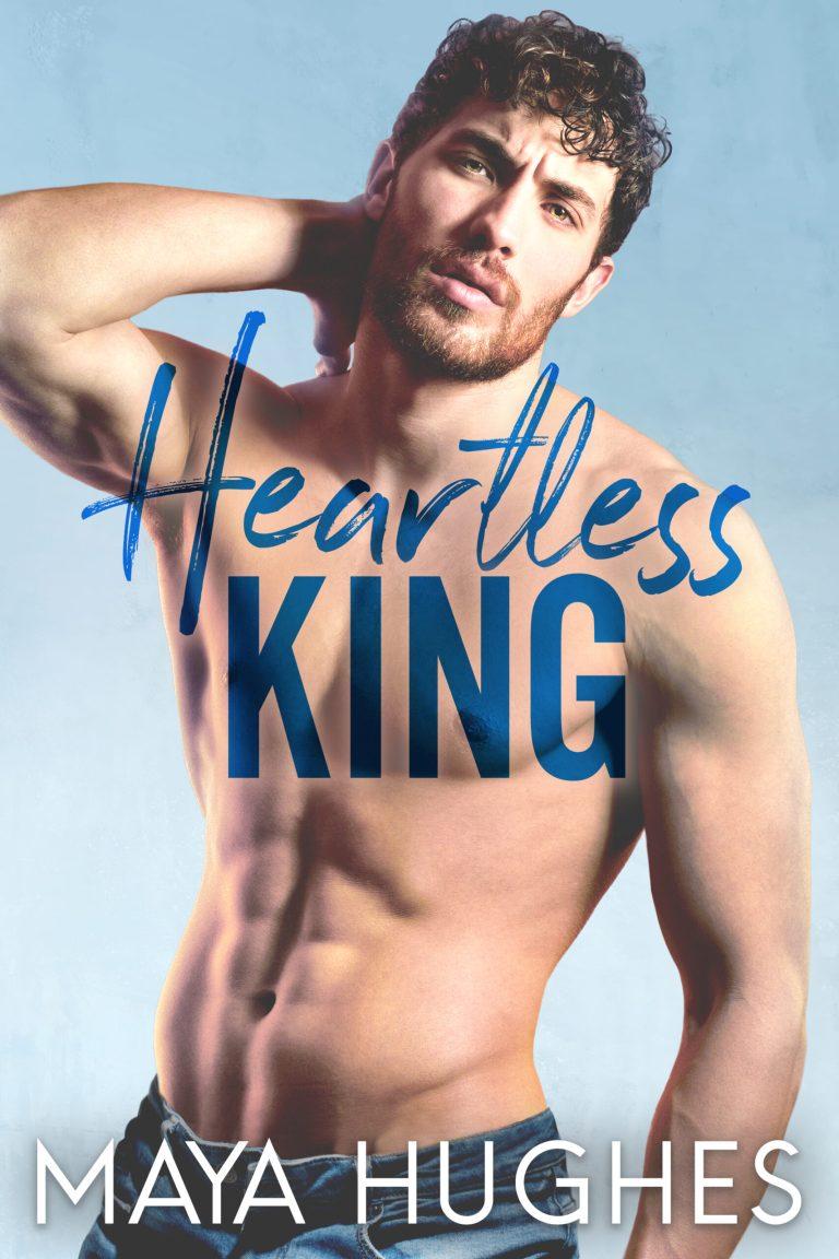 Review   Heartless King by Maya Hughes
