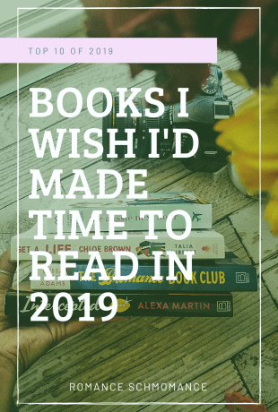 #Top10of2019 | Books I Wish I'd Made Time to Read