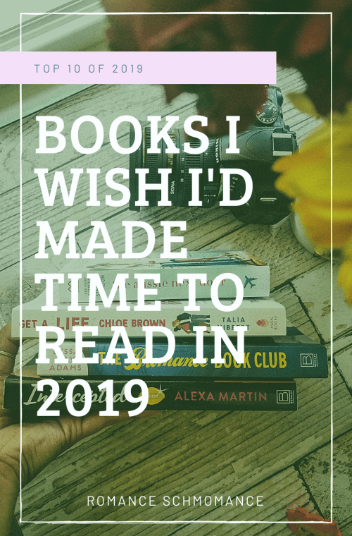 #Top10of2019   Books I Wish I'd Made Time to Read