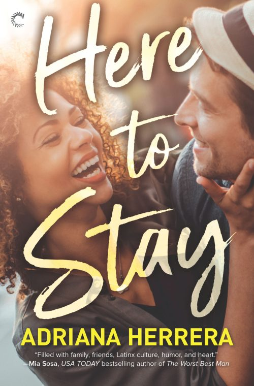 Review & Excerpt | Here to Stay by Adriana Herrera
