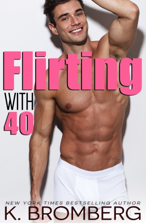 Review | Flirting With 40 — a second chance at love; older woman/younger romance to add to your TBR.