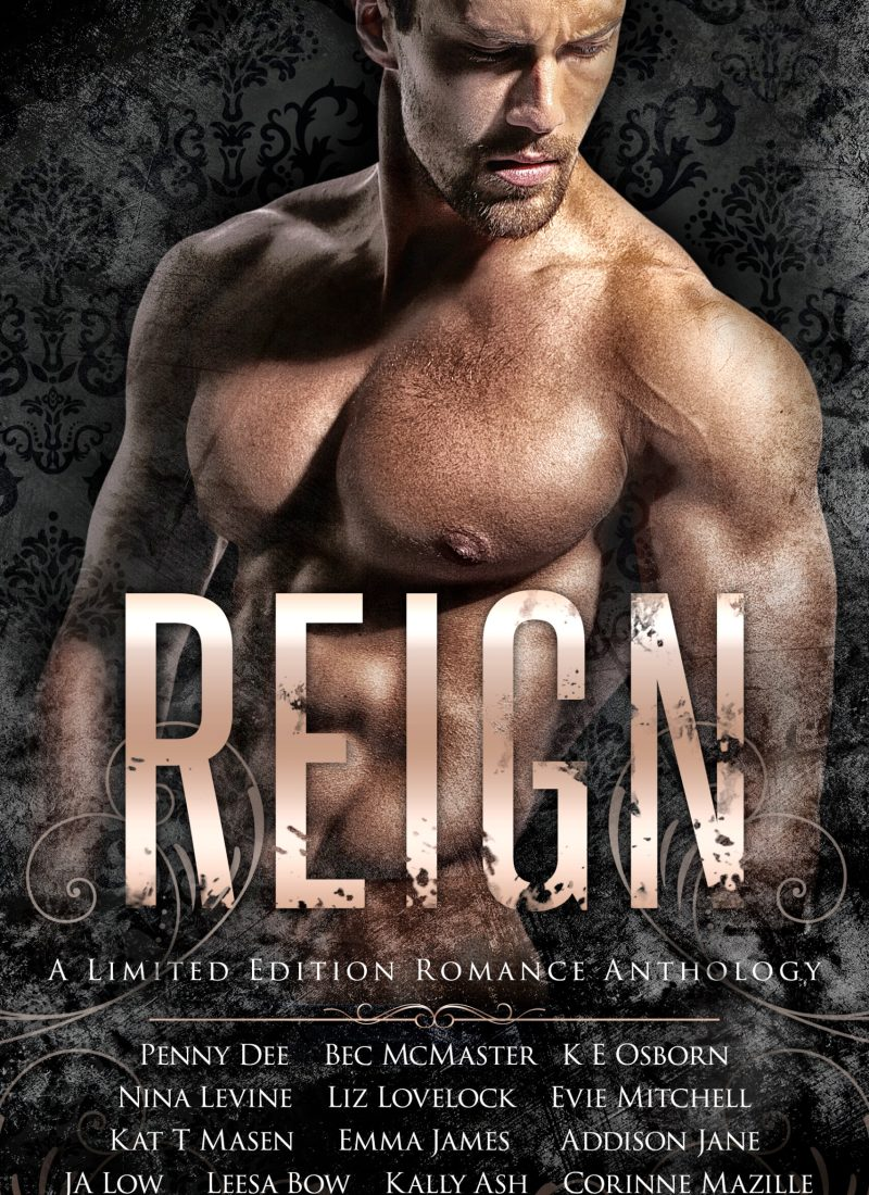 Review | Reign Anthology — new-to-me authors,anyone?