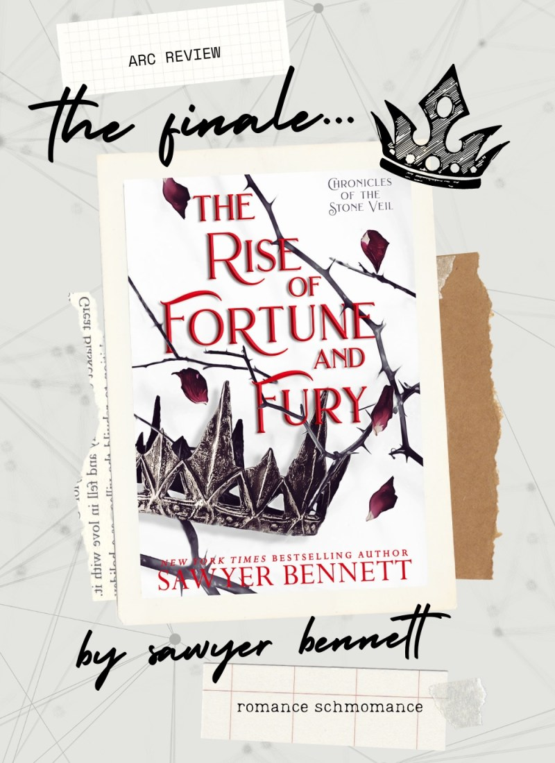 Review |The Rise of Fortune and Fury