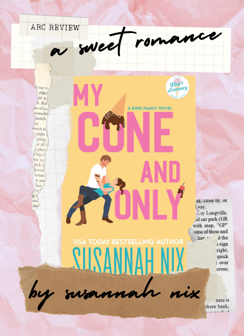 A Sweet Romance Review | My Cone and Only