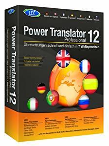 Power Translator Pro 12 Euro Edition