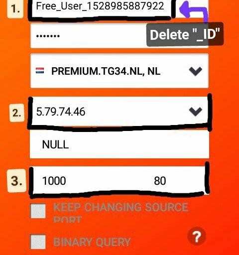 Télécharger SlowDNSPremium apk