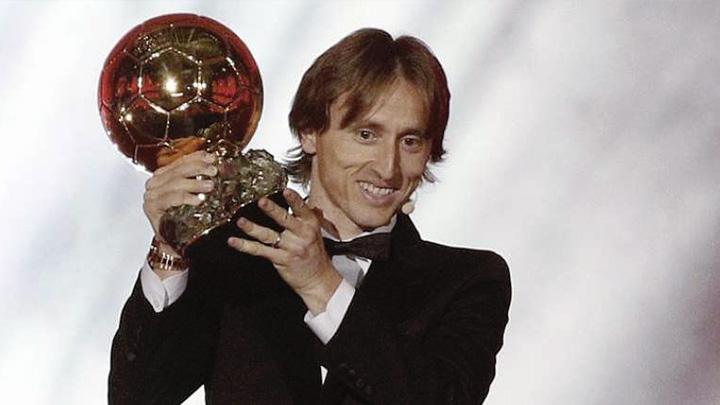 Ballon d'Or: Tout savoir sur Luka Modric