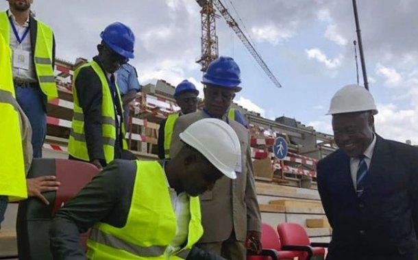 Can 2019 : le Cameroun accueille une 4ème mission d'inspection de la CAF