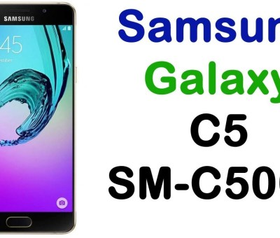 Samsung SM-C5000 Stock Firmware ROM (Flash File)