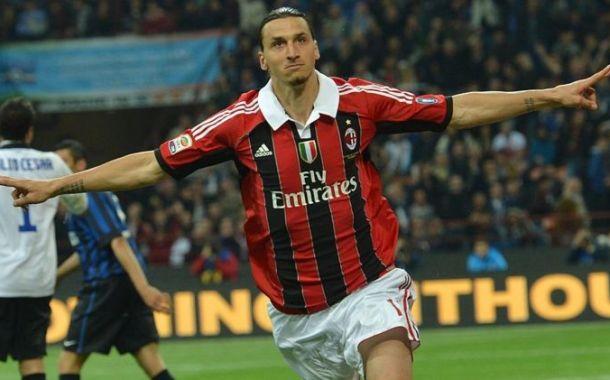 Statistiques où situer le premier passage de Zlatan Ibrahimovic à l'AC Milan