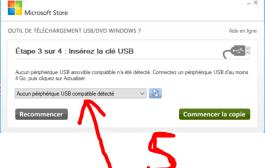 Comment booter un système windows sur une Clé USB ou DVD