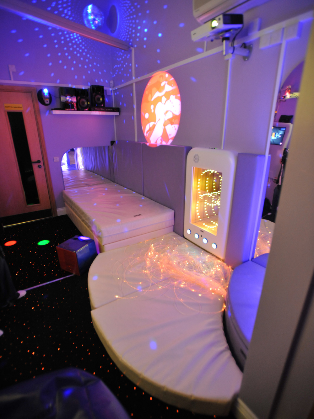 Alan Shearer Centre Sensory Room Snoezelen 174 Multi
