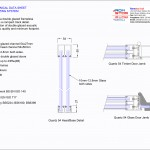 Glass Partitions Technical Data