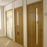 Timberline Framed Partitions
