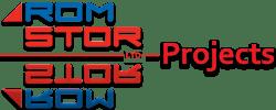 Romstor Logo