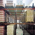 Live Pallet Racking
