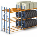 Longspan- Warehouse Shelving