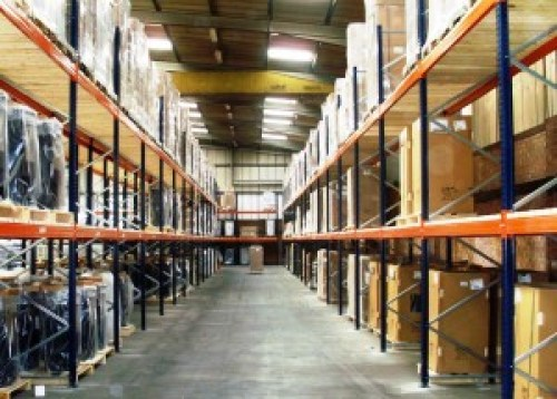 Pallet Racking Inspection and Maintenance