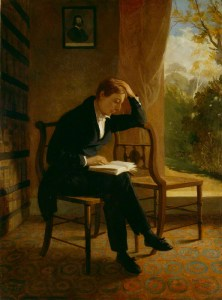 NPG 58; John Keats by Joseph Severn