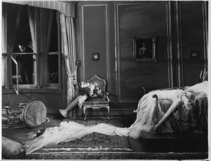 Scene from 1931 Frankenstein Film