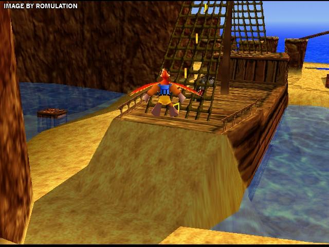 Banjo Kazooie USA N64 Nintendo 64 ROM Download