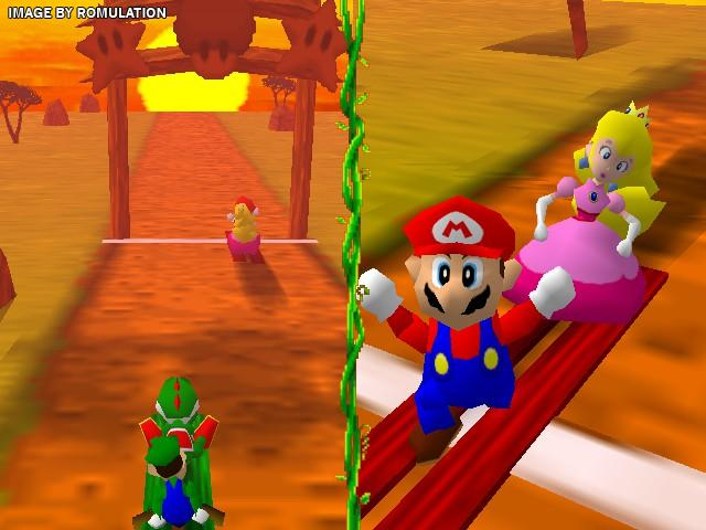 Mario Party USA N64 Nintendo 64 ROM Download RomUlation