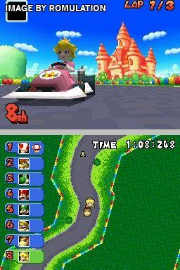 Mario Kart DS USA NDS Nintendo DS ROM Download
