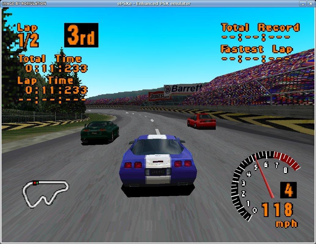 Gran Turismo 2 Simulation Disc USA PSX Sony