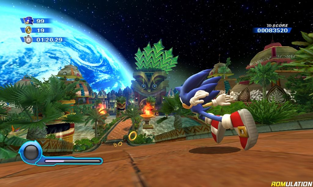 Sonic Colors USA Nintendo Wii ISO Download RomUlation
