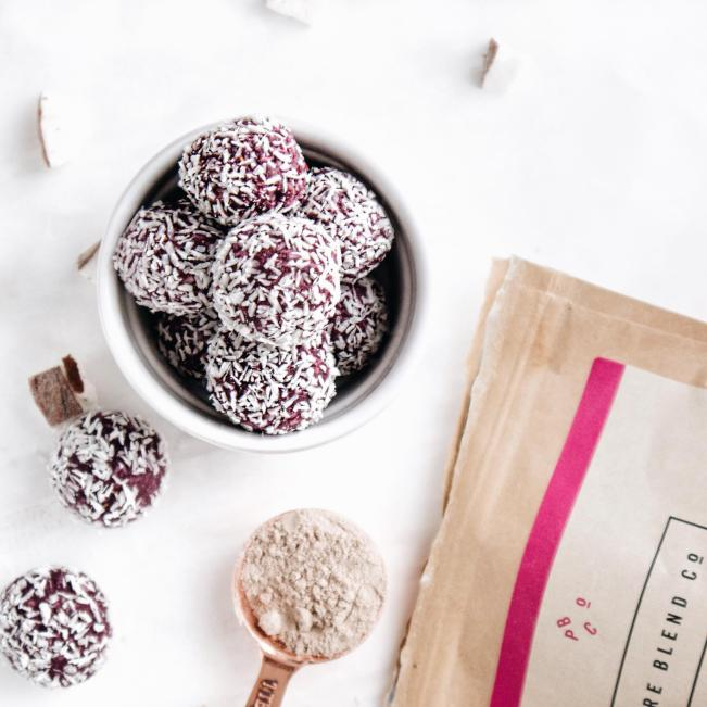 Vegan Bliss Balls Recipe