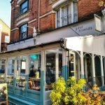 Vegan Restaurant Review - Collaborations Romy London UK
