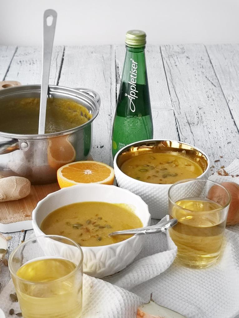 Vegan Curry Soup Recipe