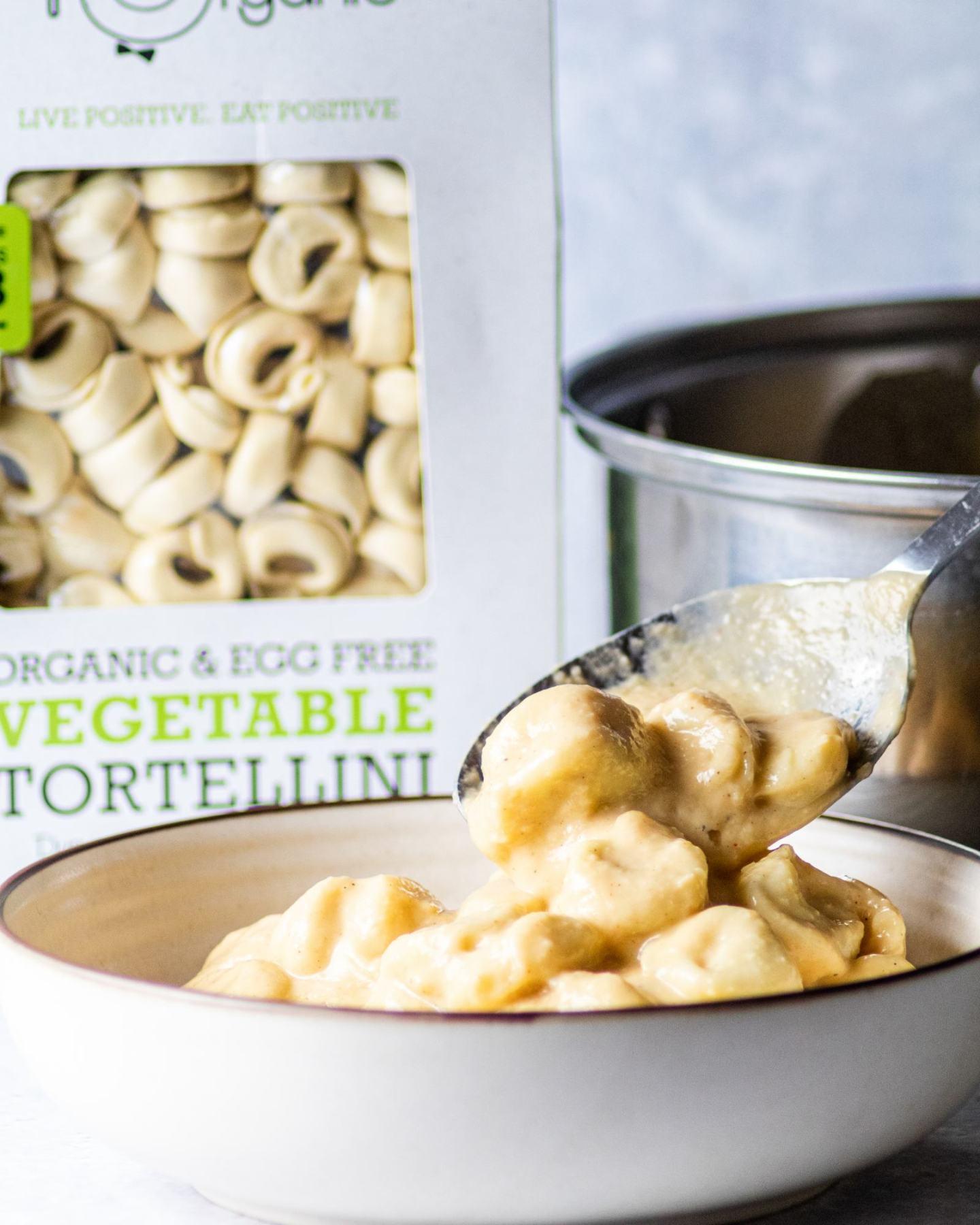 Vegan Cauliflower Alfredo Recipe