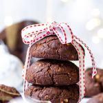 Vegan Harry Potter Christmas Cookies