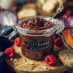 Raspberry Chutney Recipe