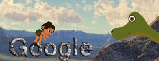 Afbeelding Google Doodle Schoolproject