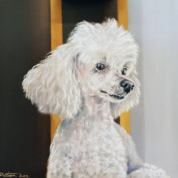 Abbie - Pet Portrait