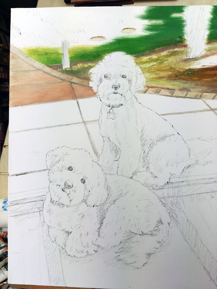 Barney & Bailey - Step 2