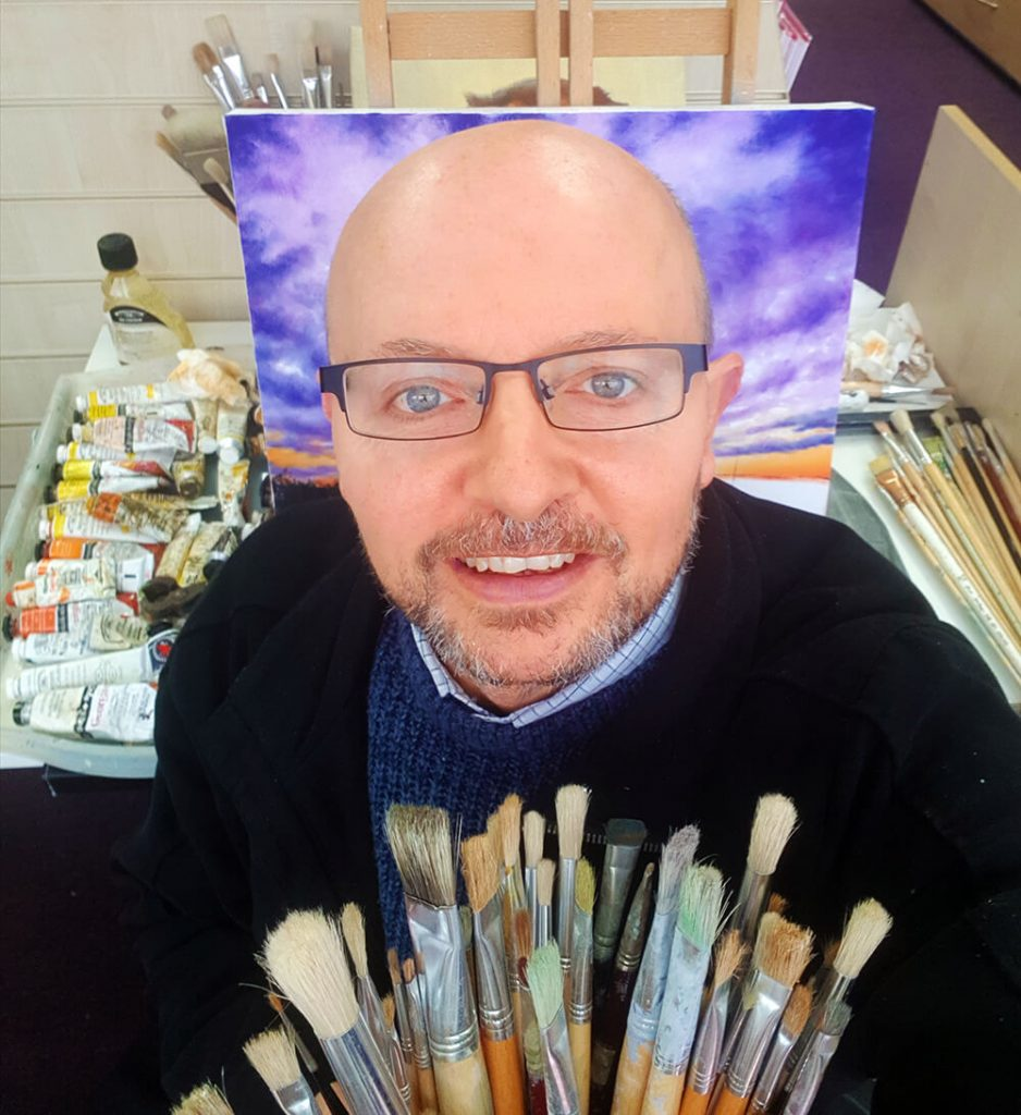 Ronnie Pattison - Professional Painter
