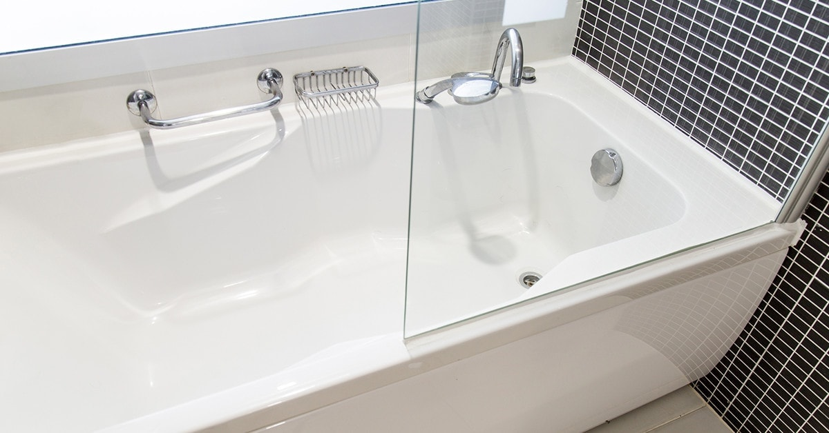 install a tub and shower new