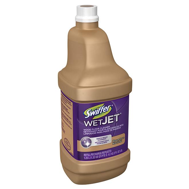 Swiffer Wetjet Wood Floor Cleaner Solution Refill 125 L