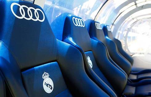 Football Why Do So Many Soccer Stadiums Use Racing Seats